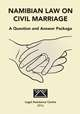 Namibian Law on Civil Marriage